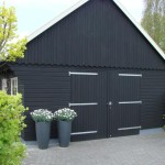 paint barn black