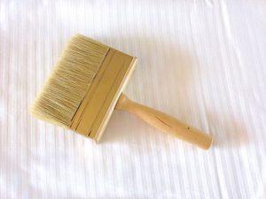 Block brush bristle