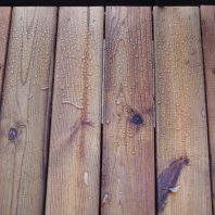 Pansar water-repellent impregnation for wood